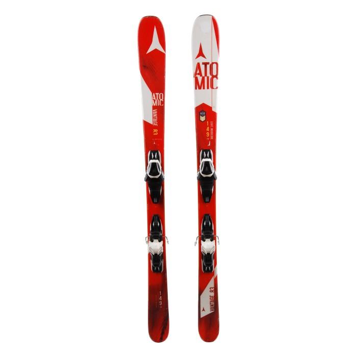 Ski occasion Atomic Vantage 83 - bindings