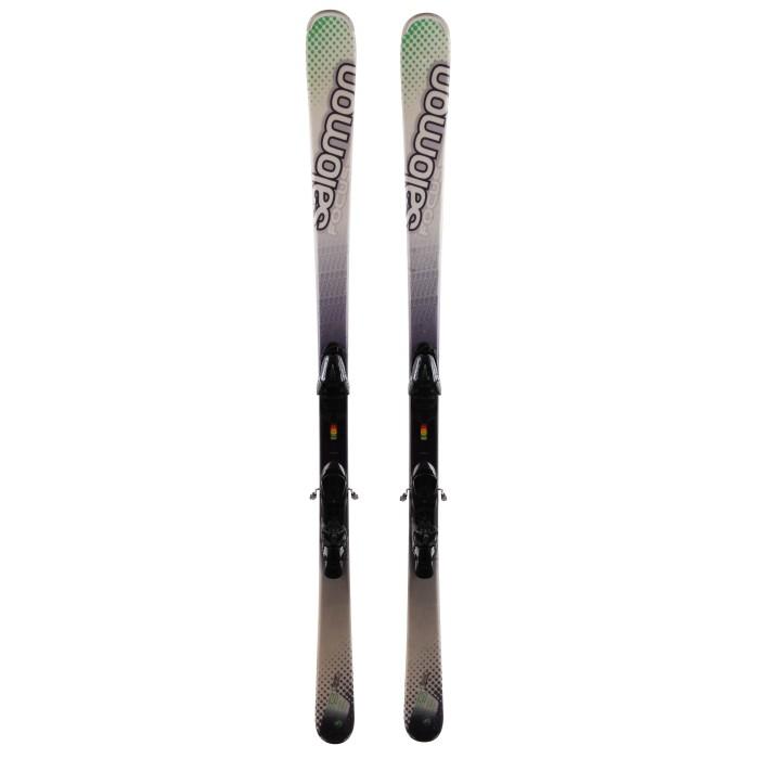 Ski-Anlass Salomon Focus - Bindungen