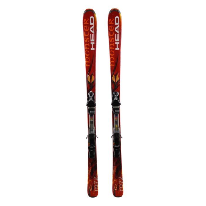Ski Anlass Head Monster M72 - Bindungen