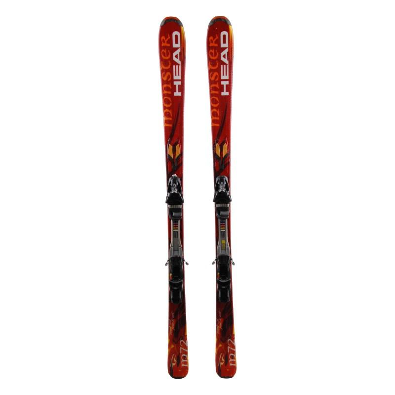 Ski Head Monster M72 + bindings