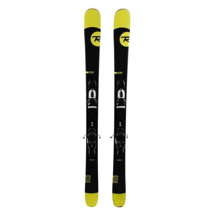 Ski occasion Rossignol Smash 7 + fixations