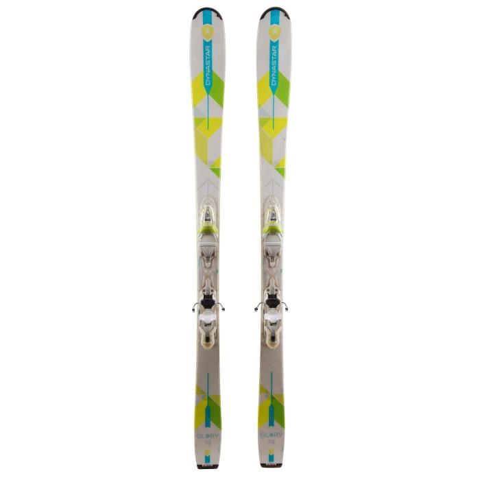 Ski occasion Dynastar GLORY 79 + fixations