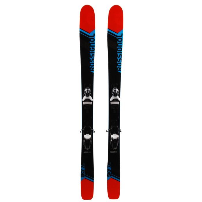 Ski Rossignol Sky 7 HD Anlass - Befestigungen