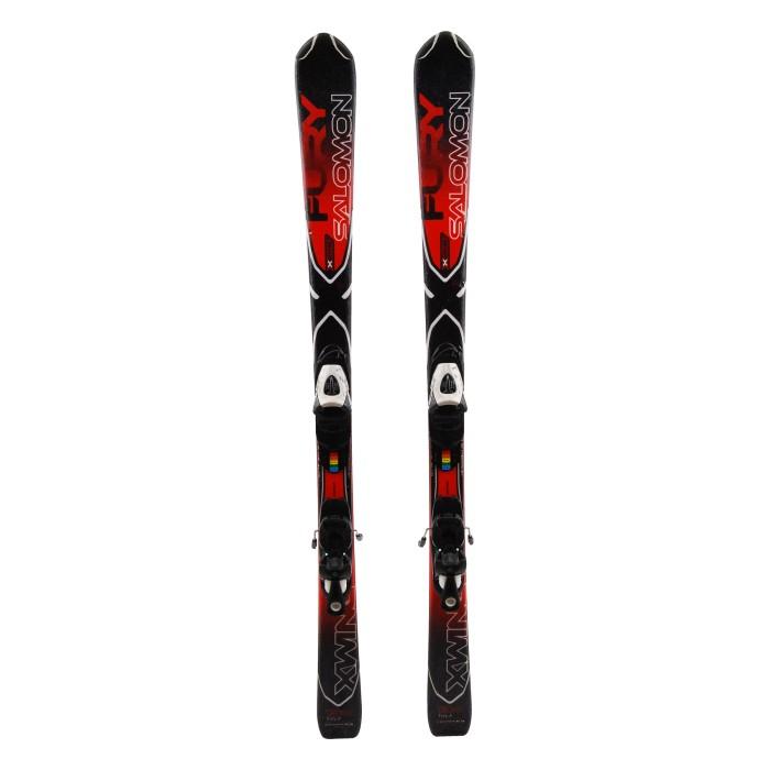 Ski Junior Anlass Salomon X Wing Fury - Bindungen