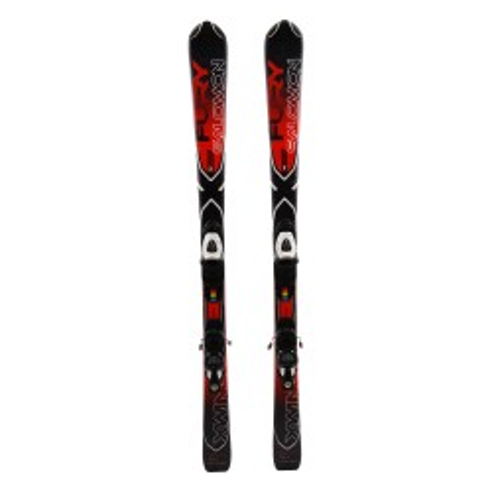 Ski junior occasion Salomon X Wing Fury - bindings