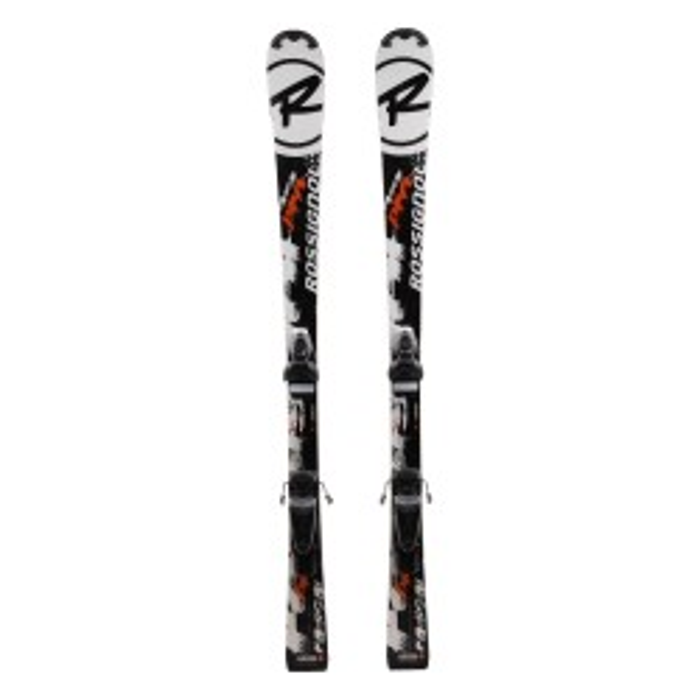 Ski occasion junior Rossignol Radical Pro + fixations