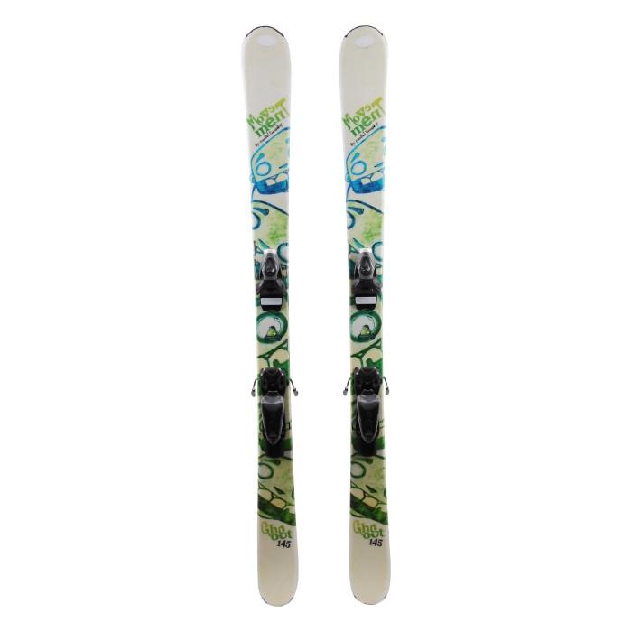 Ski junior Movement Ghost occasion - bindings