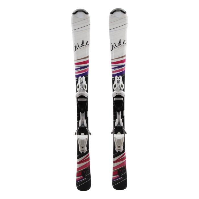 Ski junior oportunidad Elan Jade - fijaciones