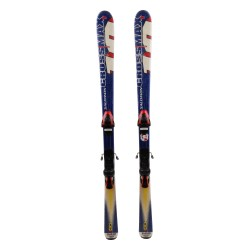Junior Ski Salomon Crossmax 10 + bindings