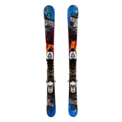 Ski occasion junior Nordica Ace of Spades + fixations