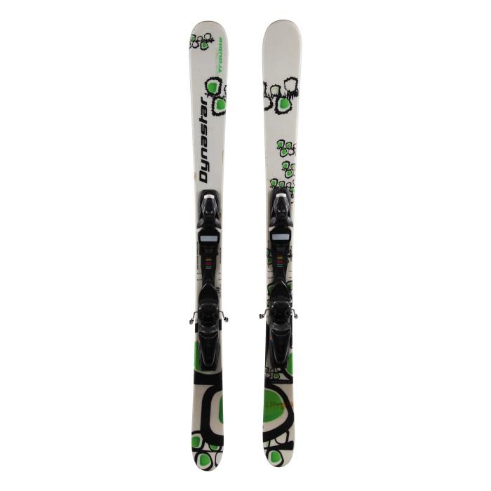 Ocasión de esquí junior Dynastar Serial Trouble - fijaciones