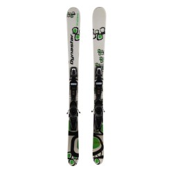 Ski occasion junior Dynastar Serial Trouble + fixations
