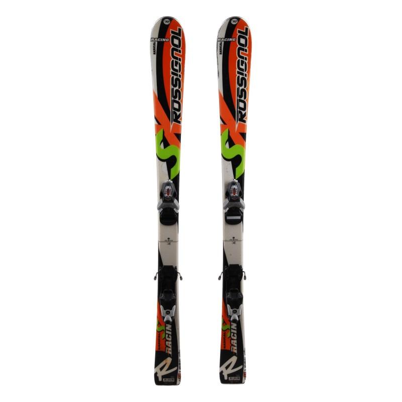 Ski occasion junior Rossignol Radical SX Racing + fixations Qualité A