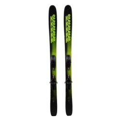 Ski occasion junior K2 Pinnacle 84 2e choix + fixations