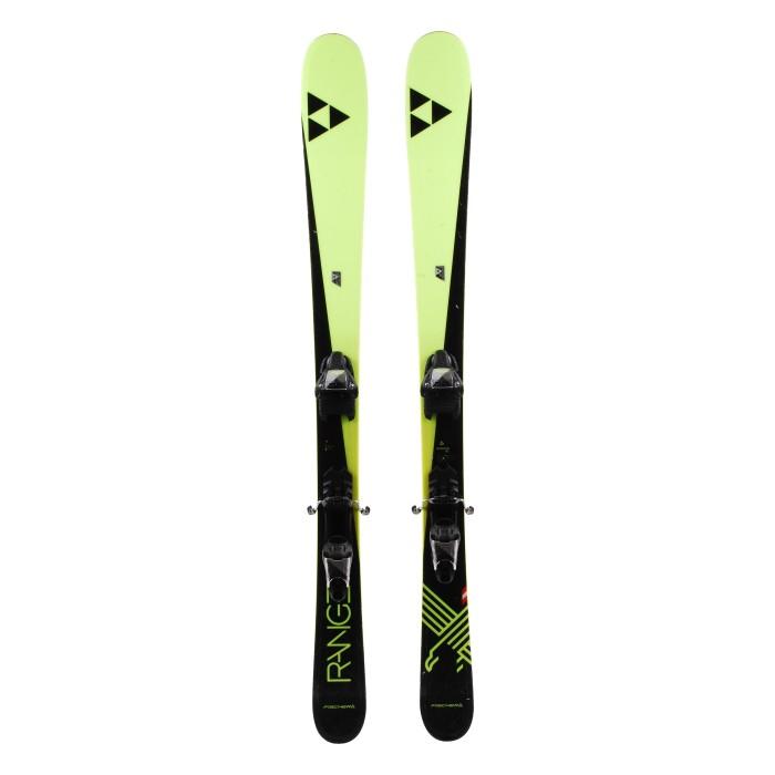 Ocasión de esquí junior Fischer Ranger - fijaciones