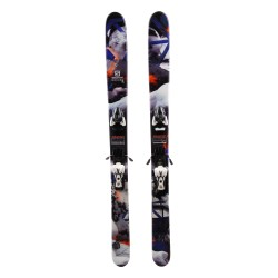 Ski junior occasion Salomon ROCKER2 JR - Fixations