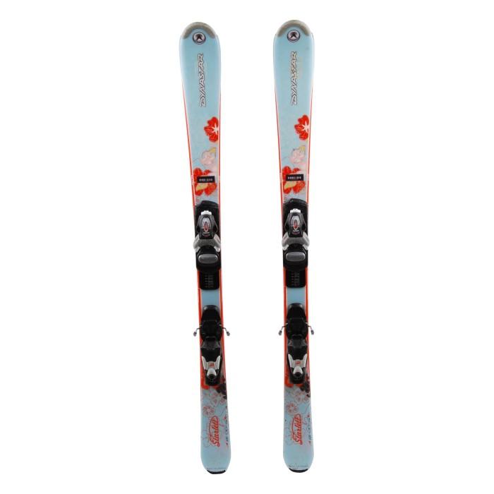 Ski occasion junior Dynastar Starlett + Fixations