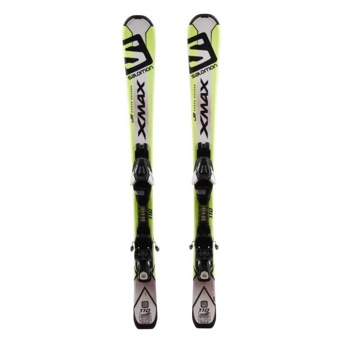 Ski Junior Opportunity Salomon X-MAX Jr - Fixations