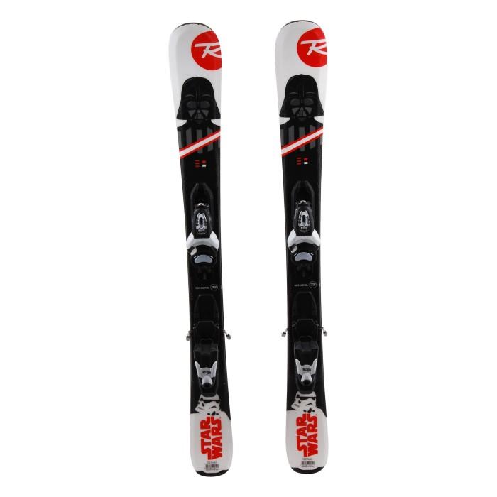 Esquí junior Rossignol Star Wars ocasión ' fijaciones