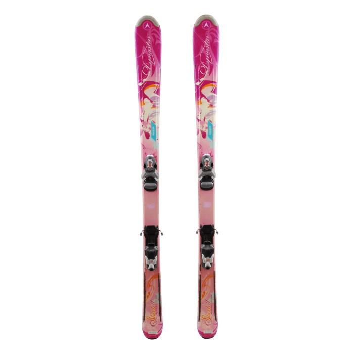 Ocasión de esquí junior Dynastar starlett - fijaciones