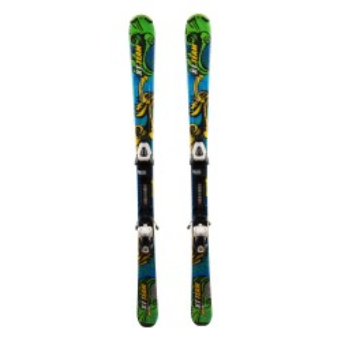 Ski occasion junior Tecno pro XT team - bindings