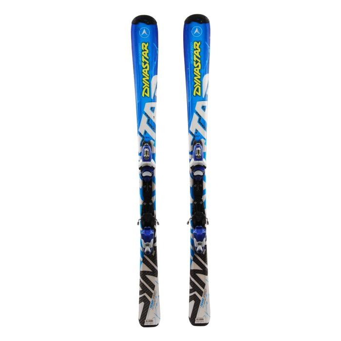 Ocasión de esquí junior Dynastar Team velocidad - Fijaciones