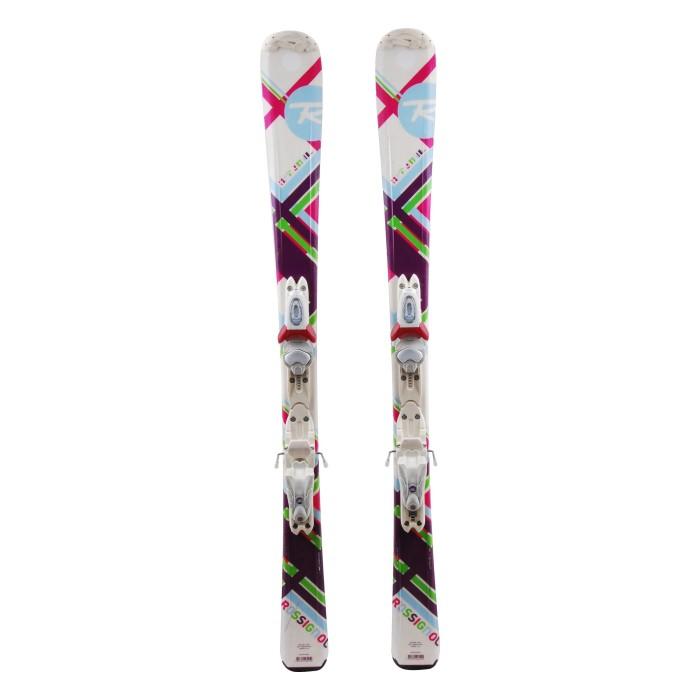 Ski Anlass Junior Rossignol Spaß Mädchen ' Bindungen