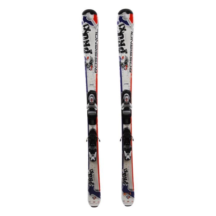 Ski Gelegenheit junior Rossignol Pro x1 - Befestigungen