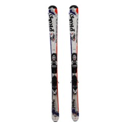Ski occasion junior Rossignol Pro x1 + Fixations