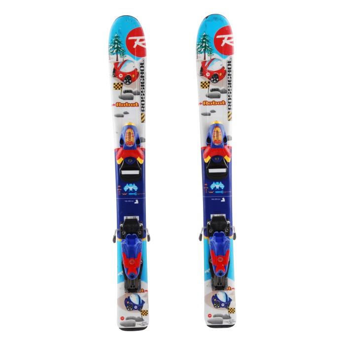 Ski Anlass junior Rossignol Roboterautos - Bindungen