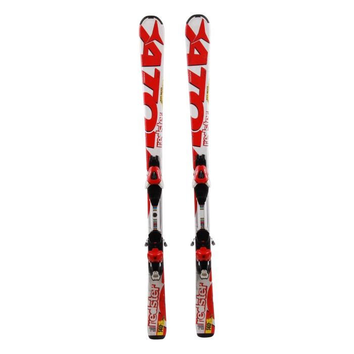 Ski occasion junior Atomic Redster + Fixations