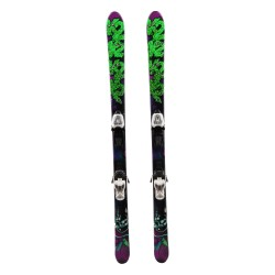 Ski occasion junior K2 indy ' bindings