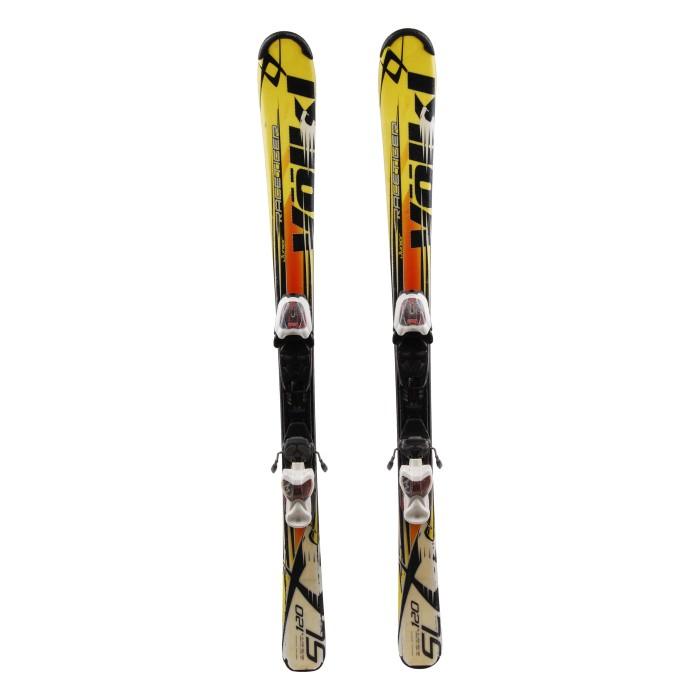 Ski occasion junior Volkl racetiger SL + fixations
