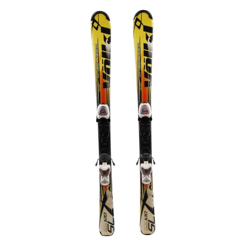 Ski occasion junior Volkl racetiger SL Qualité A + fixations
