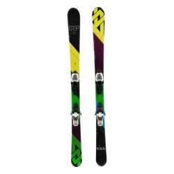 Ski occasion Junior Volkl STEP + fixations