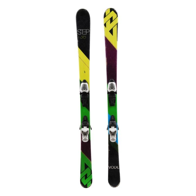 Ski occasion Junior Volkl STEP - bindings