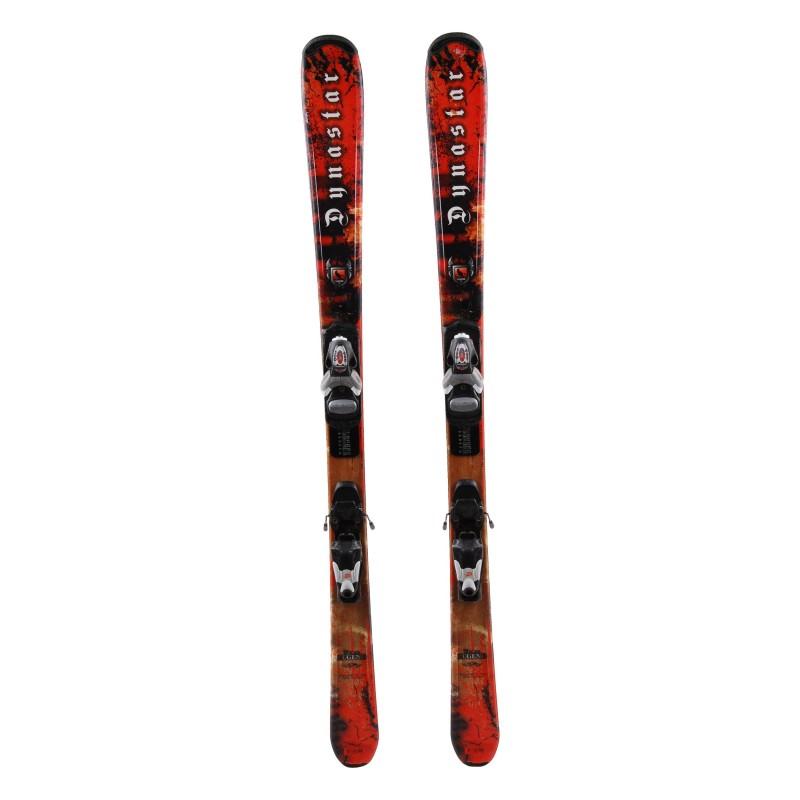 Ski occasion junior Dynastar Team Legend Qualité A + fixations