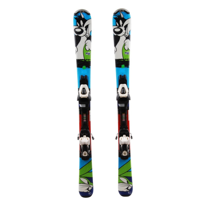 Ski Anlass Junior Tecno pro Looney Tunes aktive ' Bindungen
