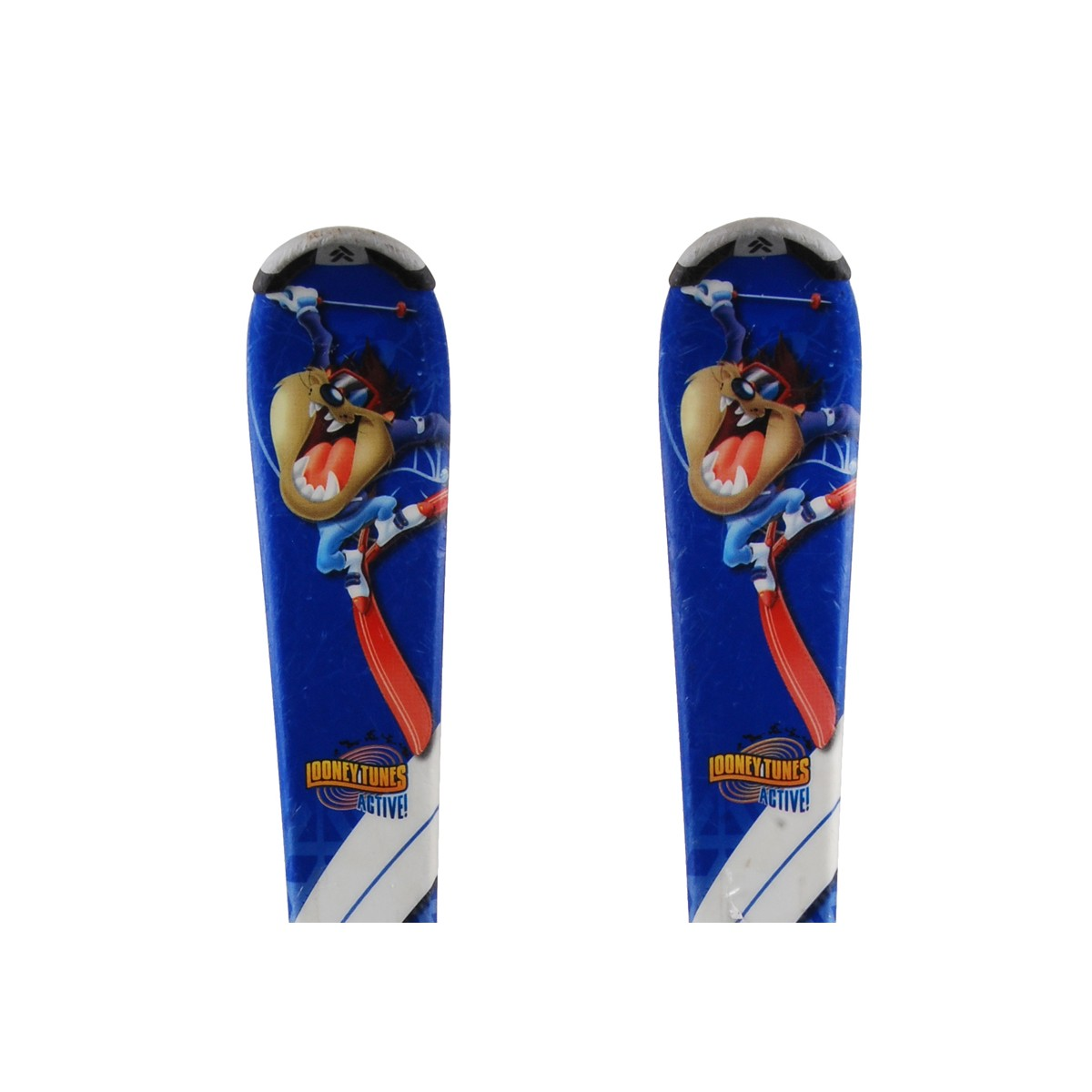 Ski-occasion-junior-Tecno-pro-Looney-Tunes-Active-fixations miniature 5
