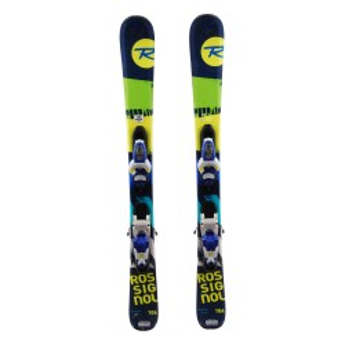 Ski Anlass Junior Rossignol Terrain BOY - Bindungen