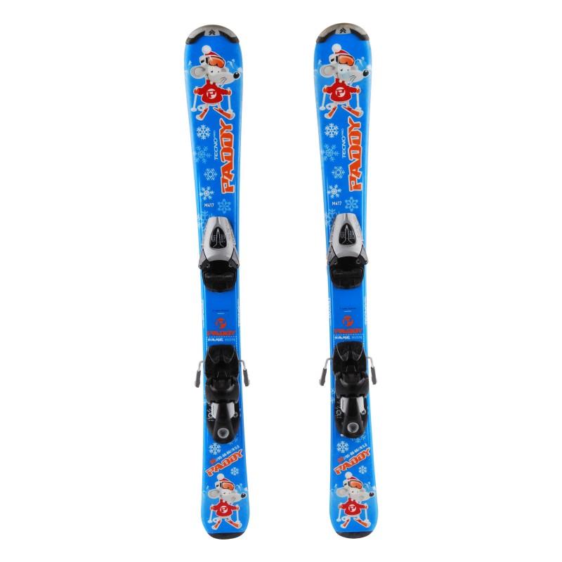 Ski Anlass junior Tecno pro paddy - Bindungen