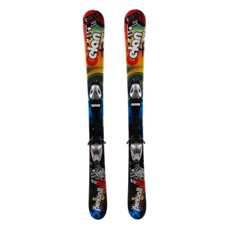 Ski occasion junior Elan Pinball Team - bindings