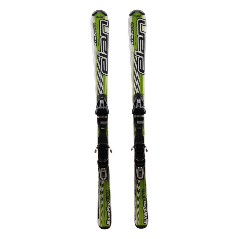 Ski occasion junior Elan Exarpro Qualité B + fixations