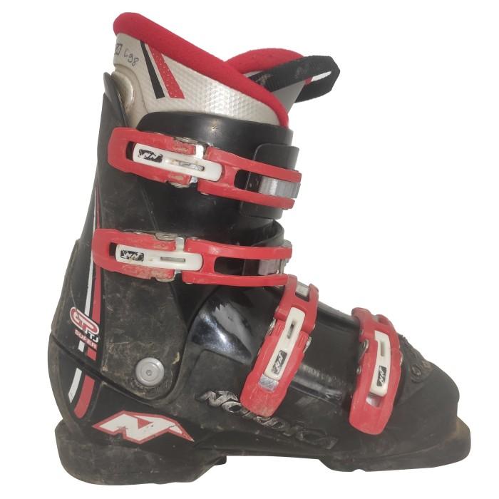 Junior Nordica GP Junior Ski Boot Black
