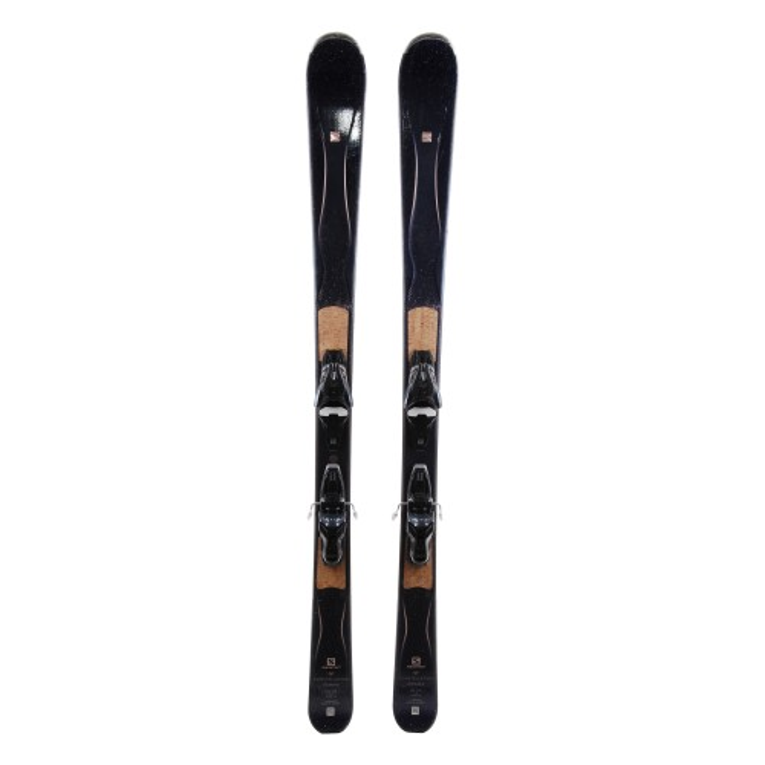 Ski Salomon Gemma Gelegenheit - Bindungen