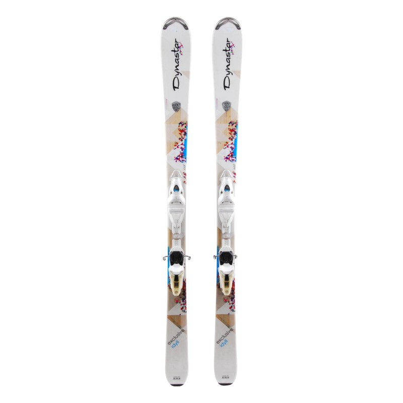 Ski occasion Dynastar Exclusive Idyll + fixations Qualité A