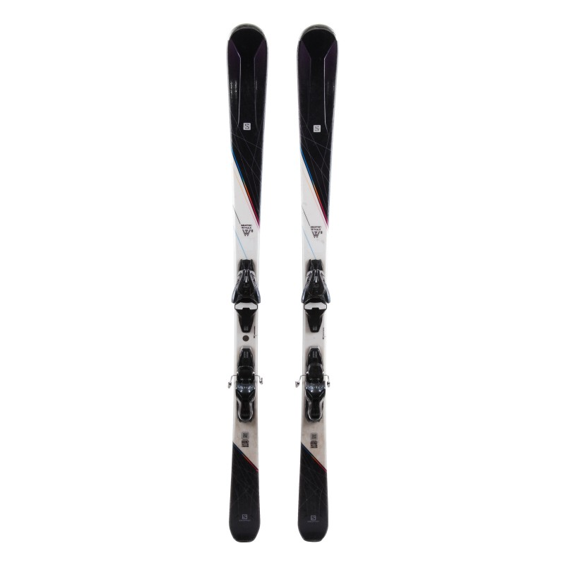 Ski occasion Salomon W MAX 10 - bindings
