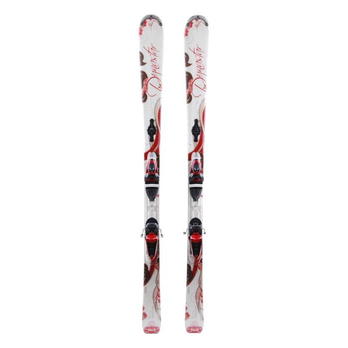 Ski occasion Dynastar Exclusive Sensitive + fixations