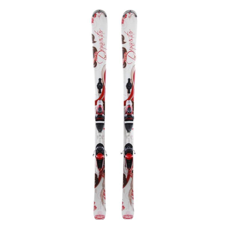Ski occasion Dynastar Exclusive Sensitive + fixations Qualité A