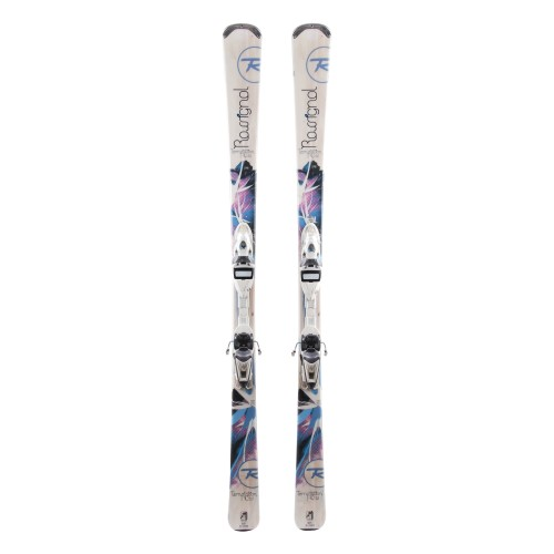 Ski occasion Rossignol Temptation 74 LTD + fixations